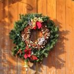 クリスマスリースの作り方!簡単手作りリースを作ろう♪
