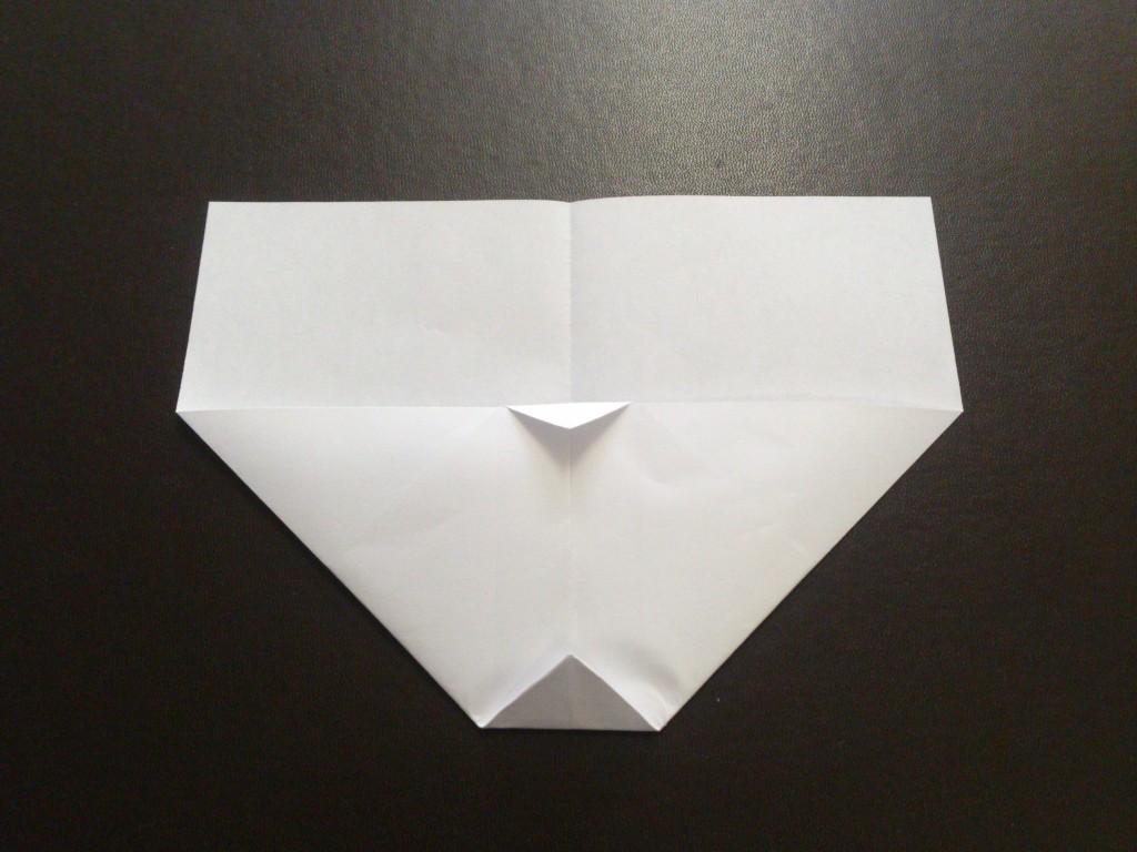 すべての折り紙 折り紙よく飛ぶ紙飛行機 : 紙飛行機のよく飛ぶ折り方 ...