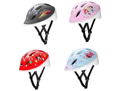 自転車の子供用ヘルメット ...