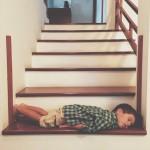 赤ちゃん子供の寝相が悪い!それって大丈夫?風邪引かない?