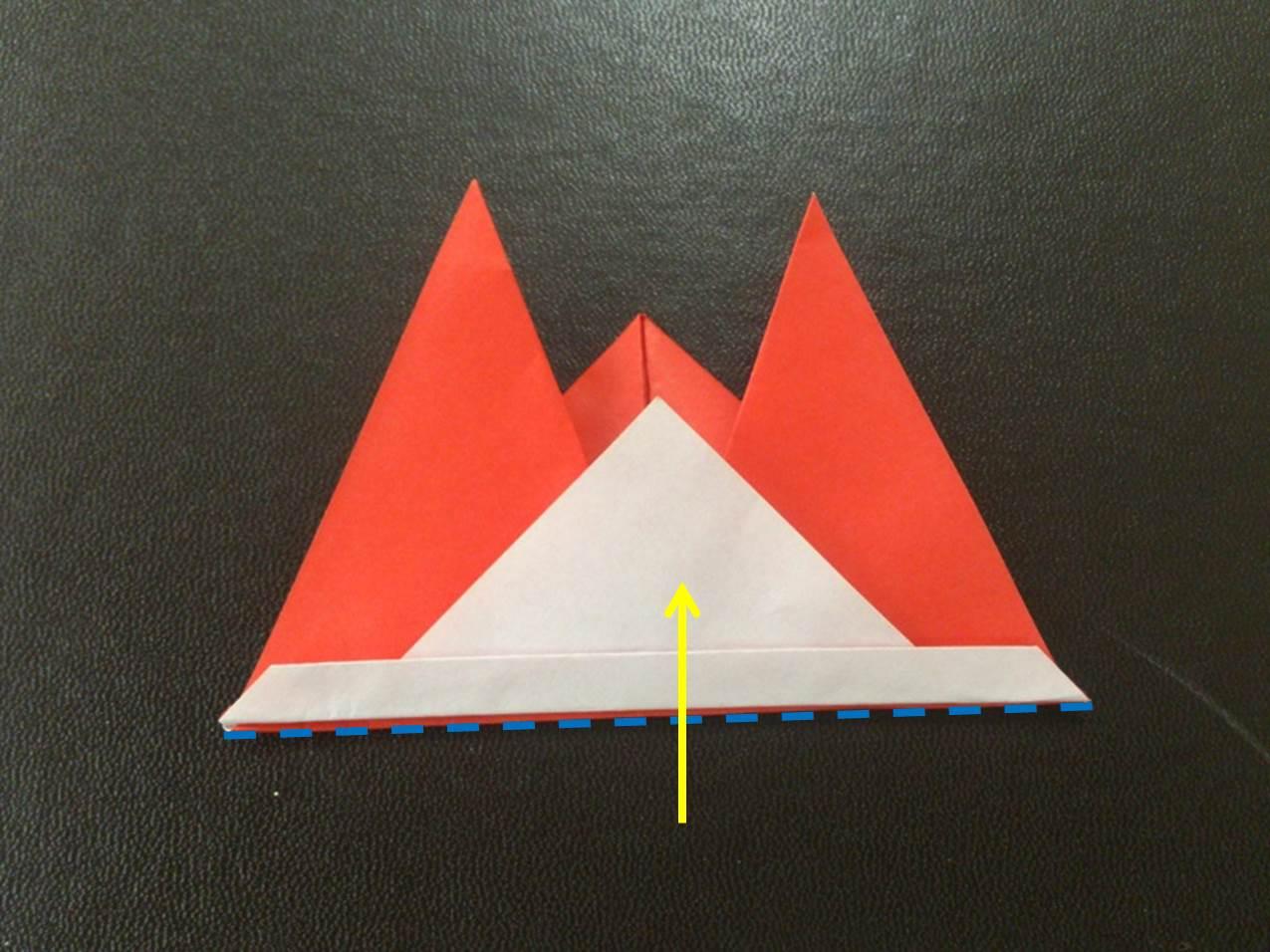 折り紙のかぶとの超簡単な折り ... : 超難しい折り紙折り方 : すべての折り紙