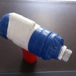 夏休みの工作!ペットボトルで簡単に空気砲を作る方法!