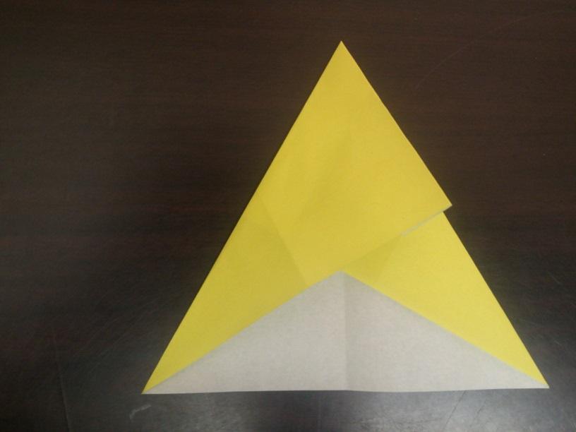 すべての折り紙 飾り付け 折り紙 : 折り紙で星の簡単な折り方 ...