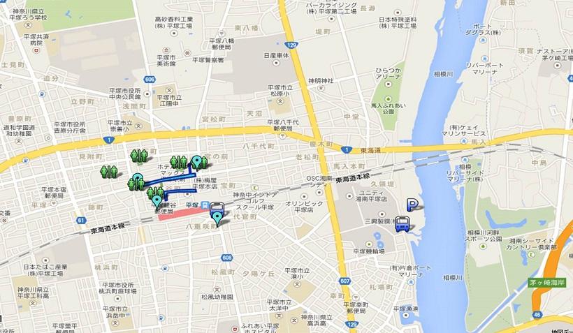 平塚駐車場