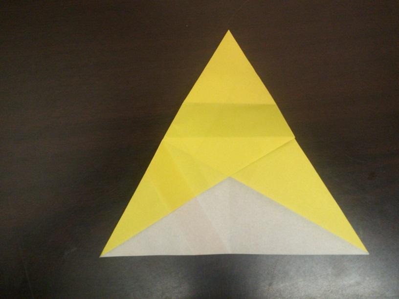 すべての折り紙 折り紙 星の折り方 : 折り紙で星の簡単な折り方 ...