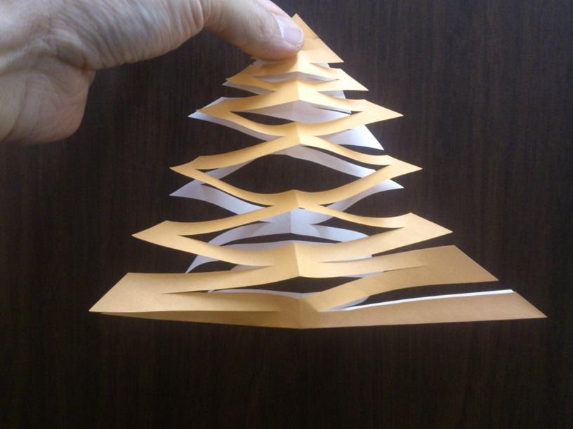 すべての折り紙 切り折り紙 作り方 : 七夕飾り 折り紙の作り方 ...