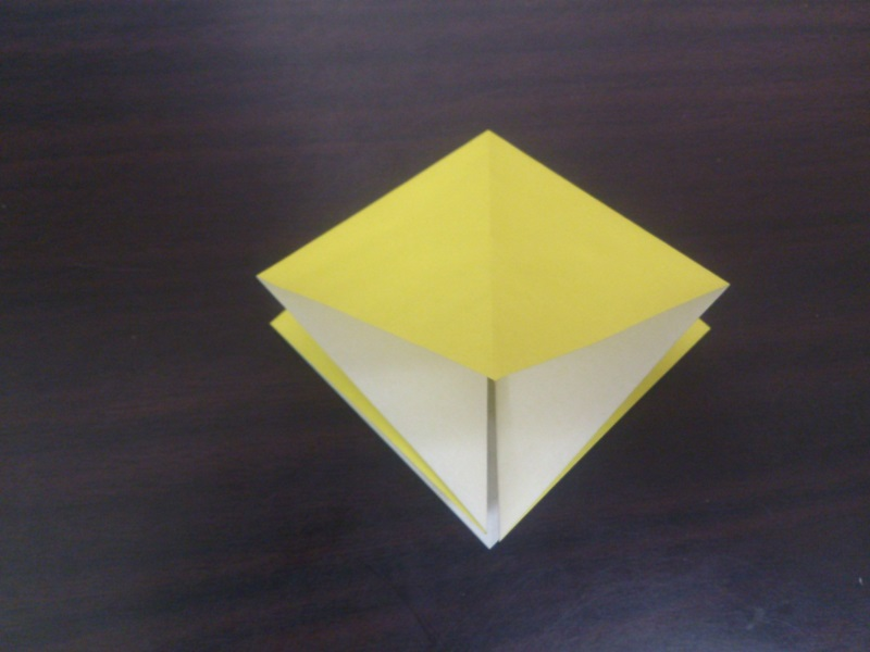 すべての折り紙 折り紙 簡単 ポケモン : ポケモンの折り紙!ピカチュウ ...