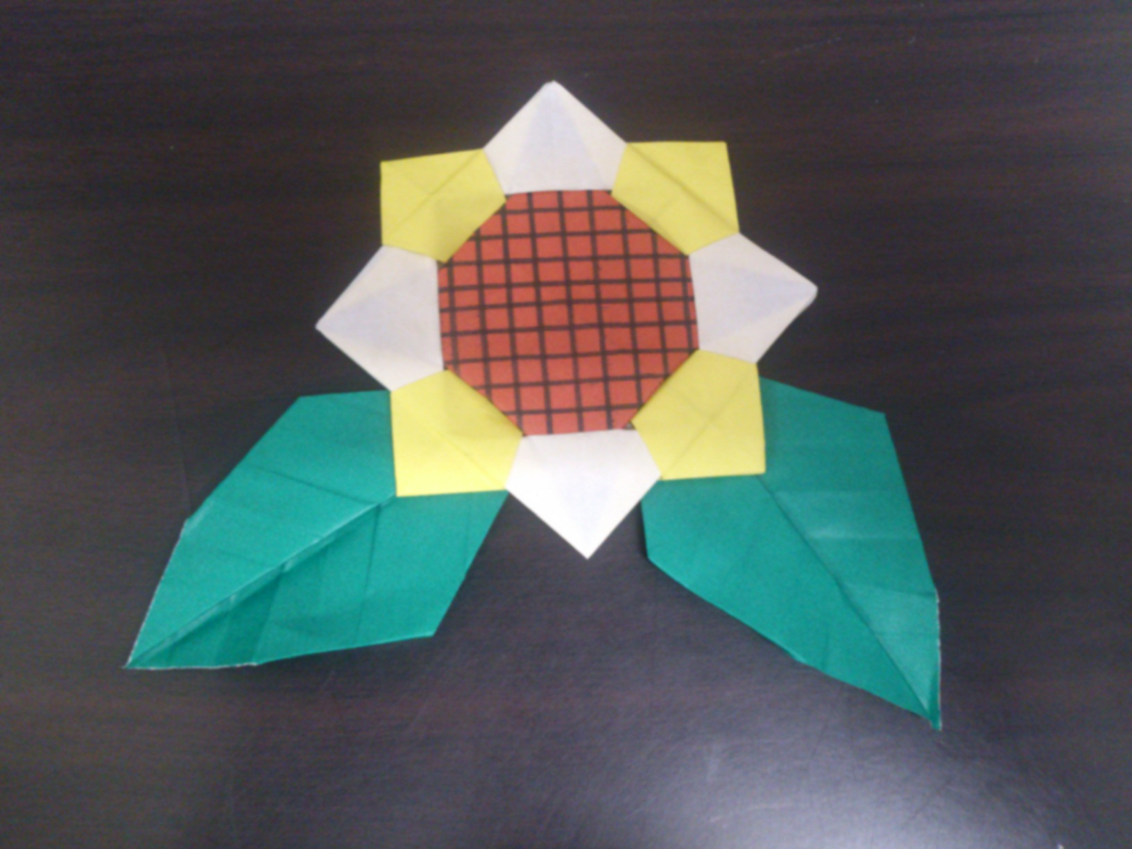 すべての折り紙 折り紙 花 ひまわり : 折り紙のひまわりの折り方 ...