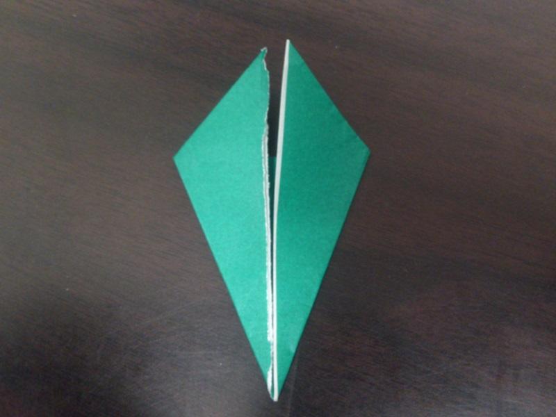 すべての折り紙 あさがお 折り紙 : の折り紙の折り方!あさがお ...
