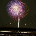 江東花火大会2015日程!東京の穴場花火大会と言えばココ!