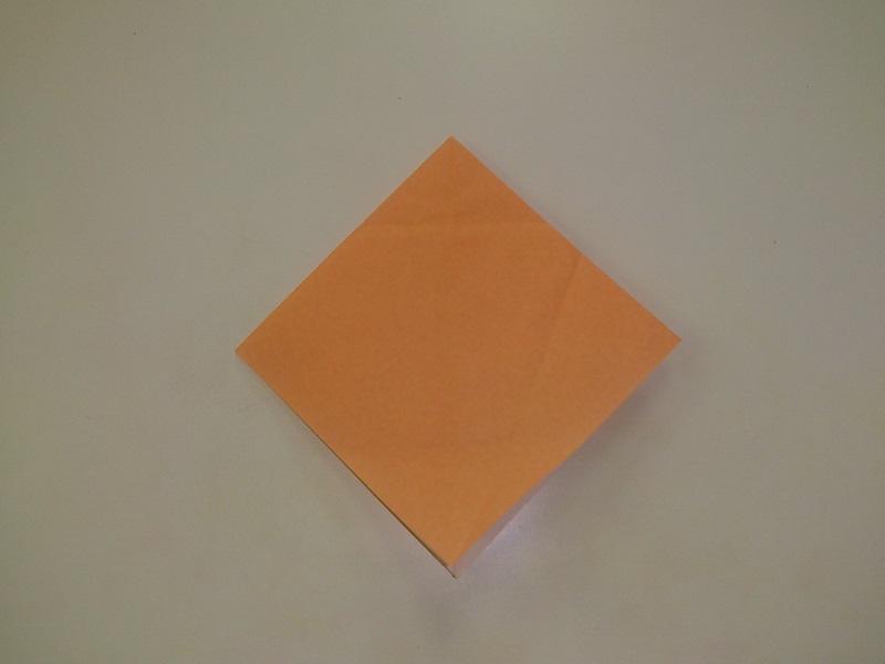 すべての折り紙 かぼちゃの折り紙 : ハロウィンのかぼちゃの折り紙 ...