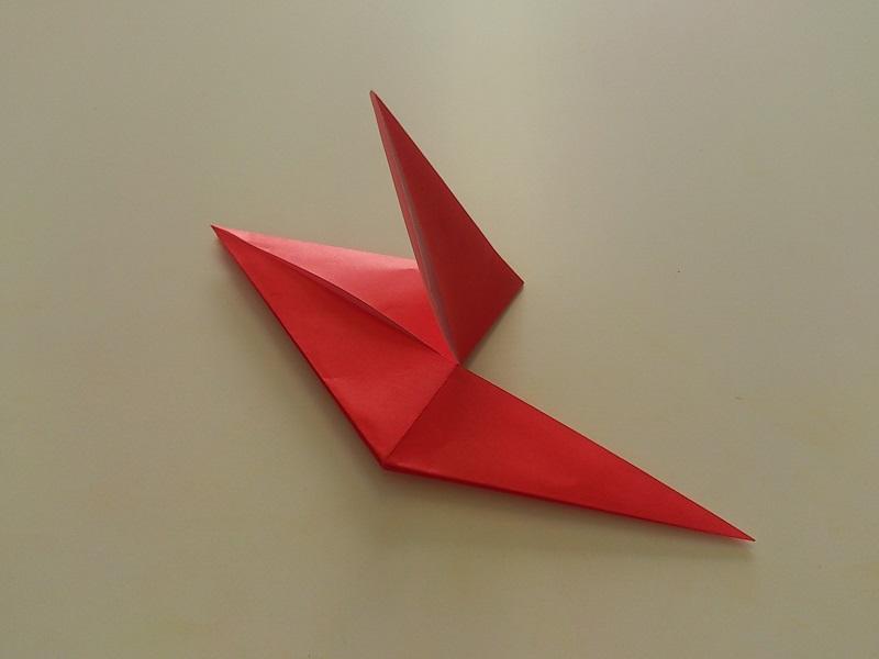 すべての折り紙 折り紙 花びら : 折り紙のバラの折り方!一番 ...