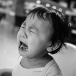 子供の中耳炎の症状とは?中耳炎かなと思ったらどうする?