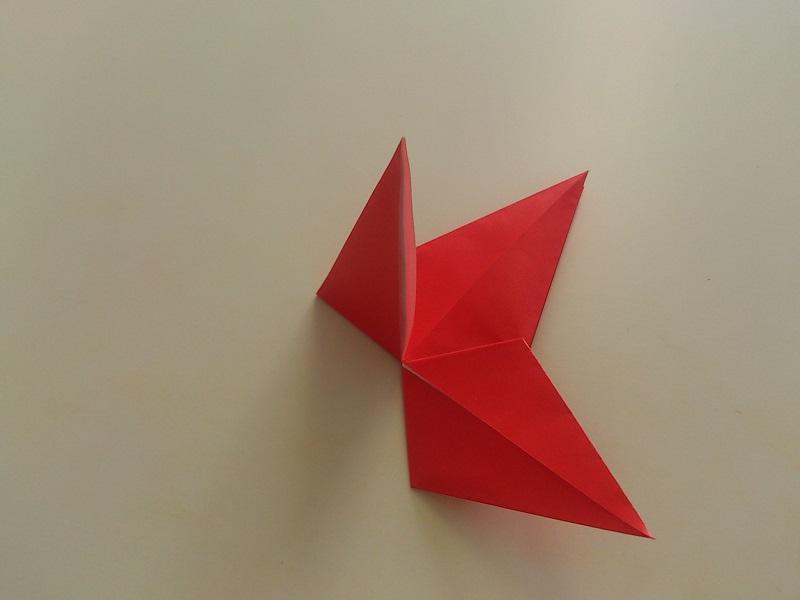 折り紙のバラの折り方!一番 ... : 折り紙 花びら : すべての折り紙