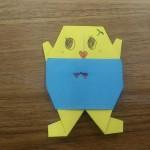 折り紙のふなっしーの折り方!キャラクターも簡単に折れたよ♪