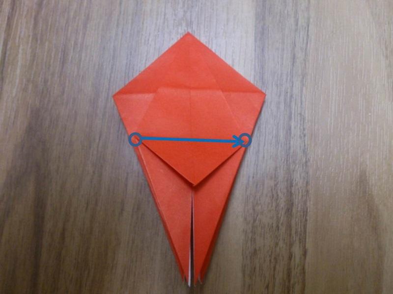 すべての折り紙 もみじ 折り紙 : 折り紙のもみじの折り方!簡単 ...
