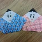 ひな祭りの折り紙の折り方!ひな人形はこんなに簡単だよ♪